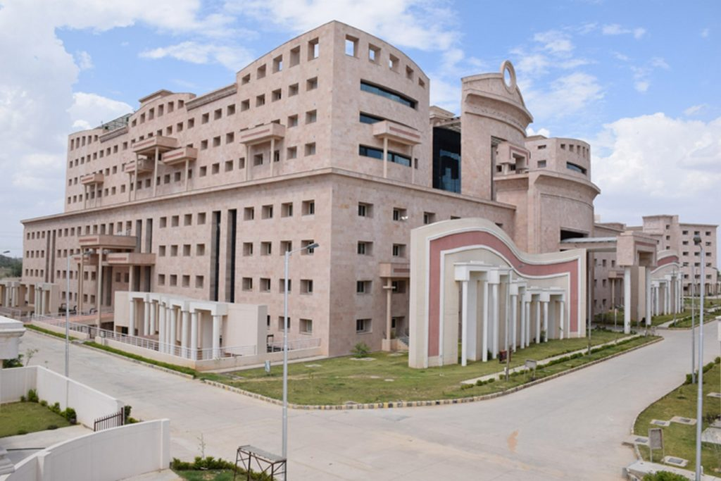 ESIC Hospital by Skyline Architects