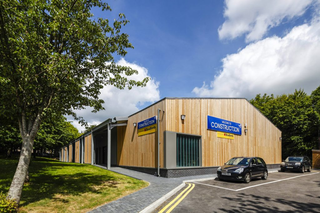 New Construction Skills Centre designed by Studio Lime