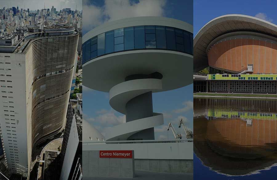 25 works of oscar niemeyer every architect should visit - Should i be an architect ...