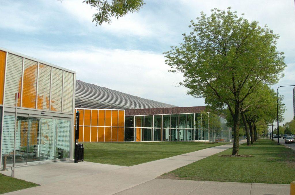 20 Works of Rem Koolhaas Every Architect should visit - McCormick Tribune Campus Center, US