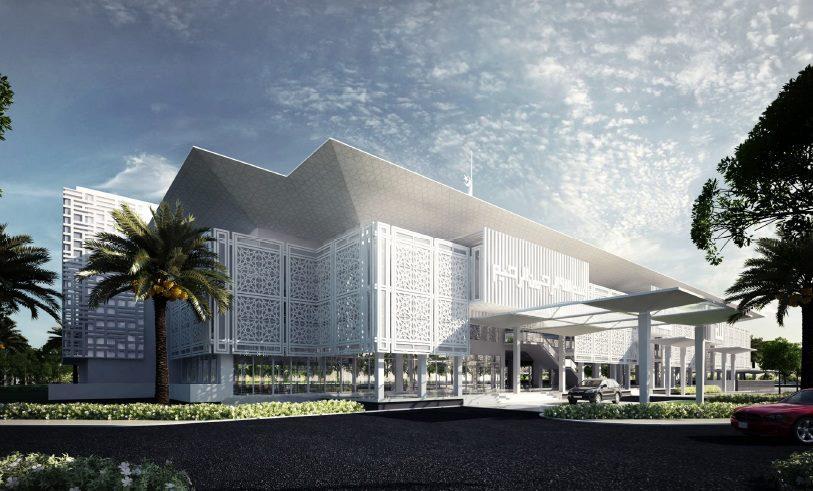 Cyberjaya Mosque by Terra Viridis