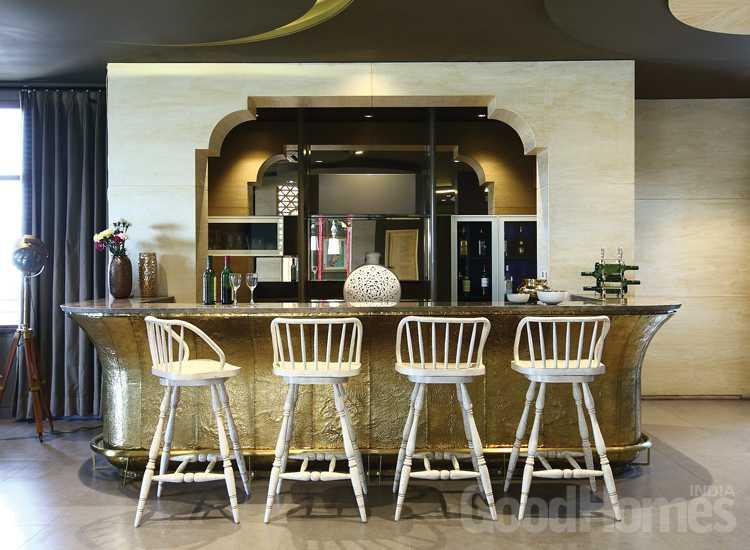 Bar Counter - Shantanu Garg Design