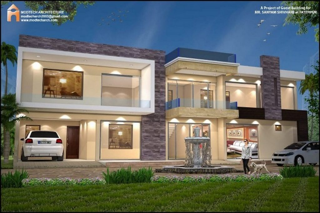 Top 30 Architecture Firms in Lucknow - Modtech Architecture