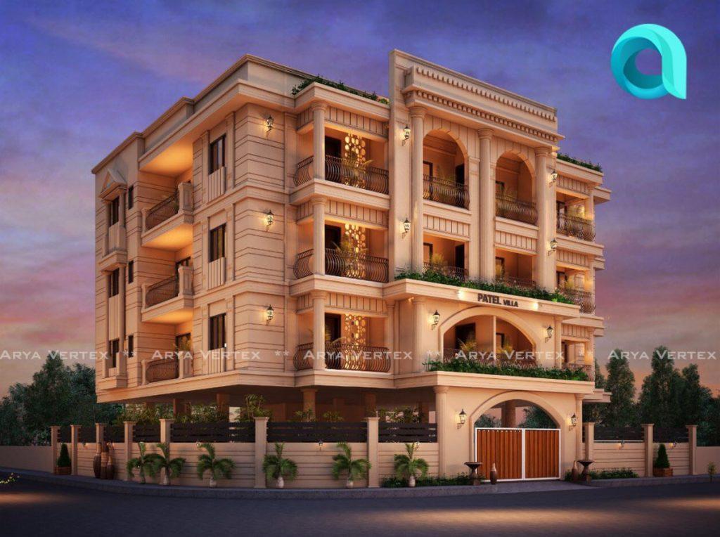 Top 25 Architecture Firms In Nagpur - Arya Vertex