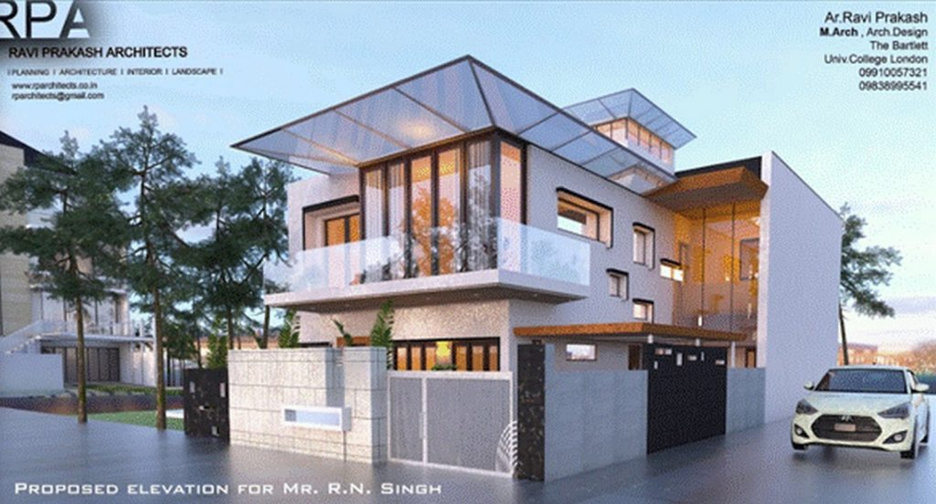 Top 30 Architecture Firms in Lucknow - Ravi Prakash Architects