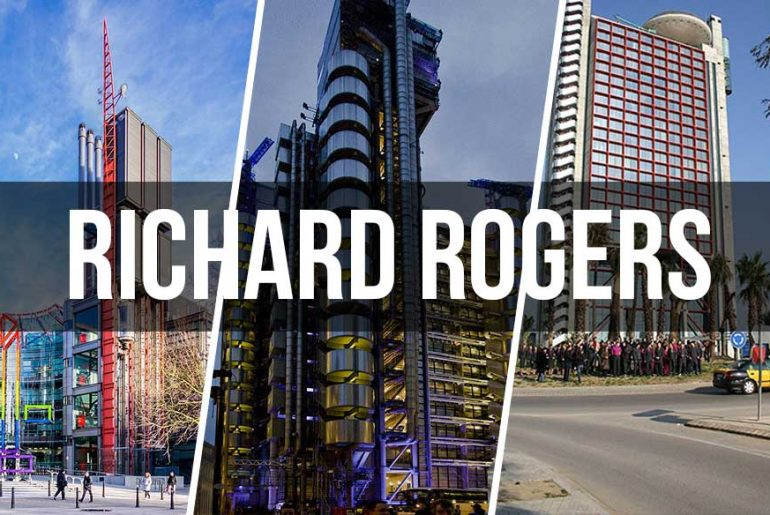 25 works of richard rogers every architect should visit - Should i be an architect ...