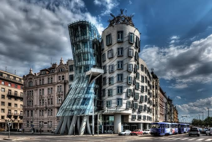 20 Buildings in Europe Every Architect must visit - The Dancing House, Prague, Czech Republic