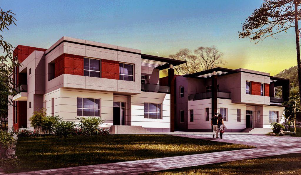 Duplex by Vastushila