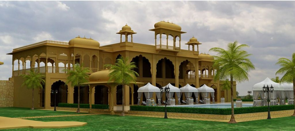 Top 15 Architecture Firms in Udaipur - SRM Architects