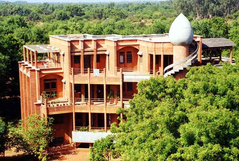 Revival of Earthen Architecture: Auroville - Sheet4