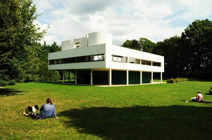 20 Buildings in Europe Every Architect must visit - Villa Savoye, Poissy, France