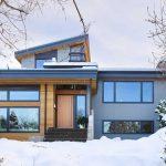 Multigenerational Vancouver Special by One SEED Architecture + Interiors