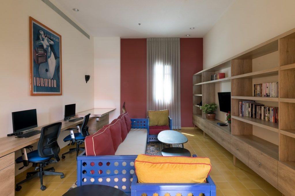 Shanti House By Kimmel Eshkolot Architects
