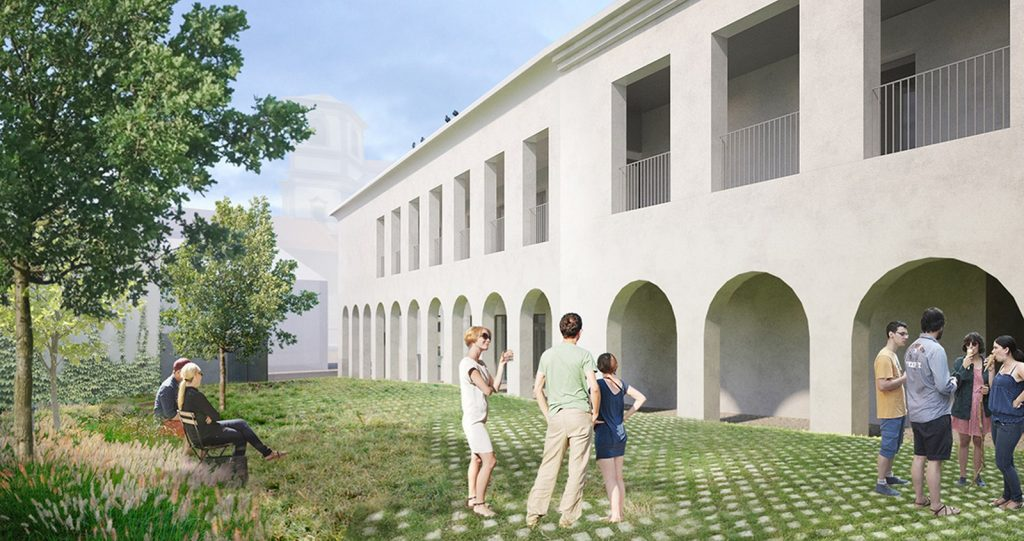 The Municipal Library In Ceska Lipa By H3T Architekti