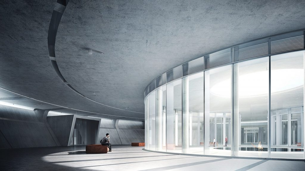 The Museum of Regeneration of Shougang No. 3 Blast Furnace By CCTN Design