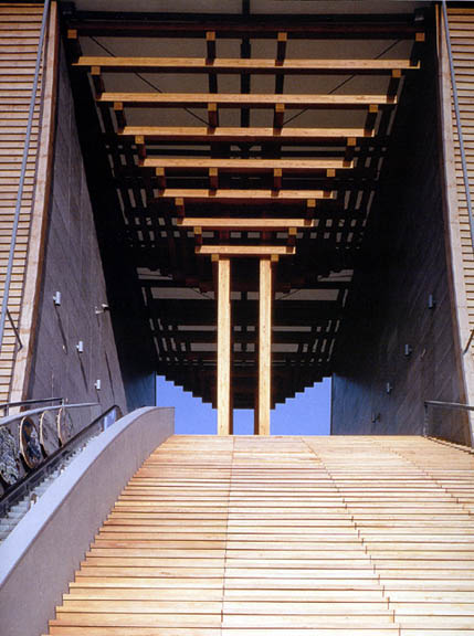 Japanese Pavilion EXPO 92