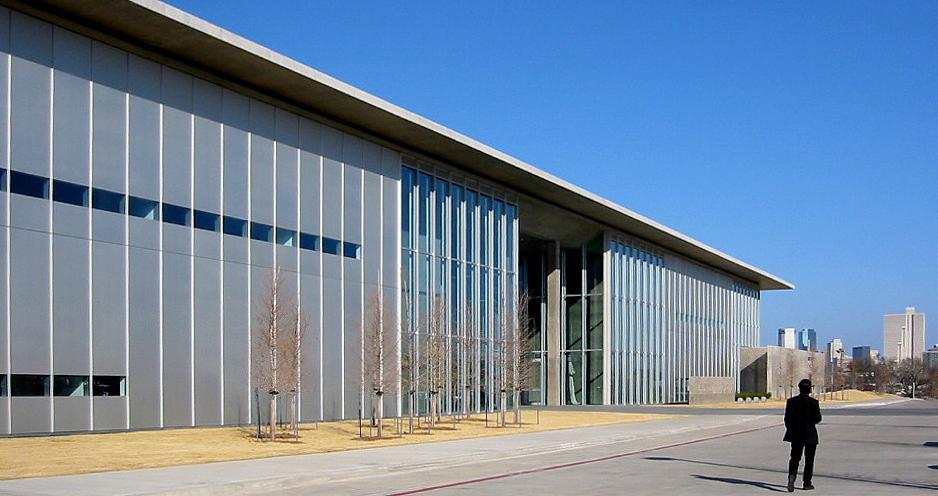 Modern Art Museum Fort Worth Texas