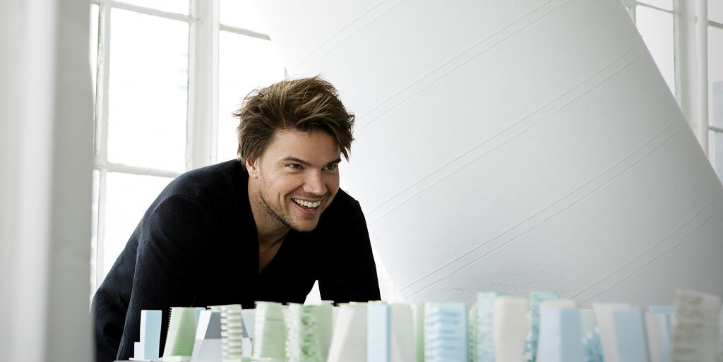 50 Famous Architects in the World of all Time - Bjarke Ingels