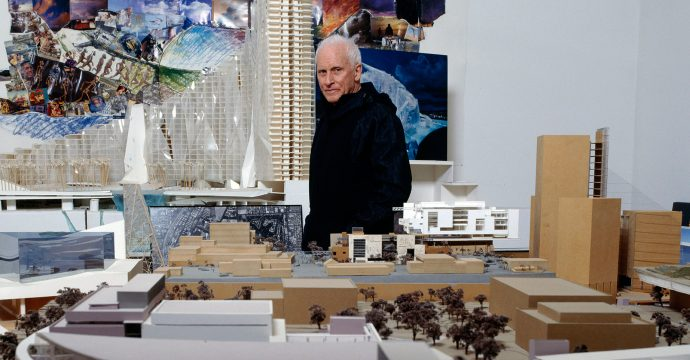 50 Famous Architects in the World of all Time - Antoine Predock