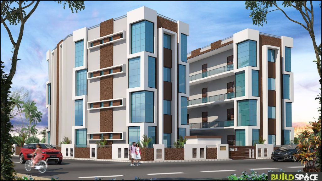 Top Architecture Firms in Raipur India - Build Space