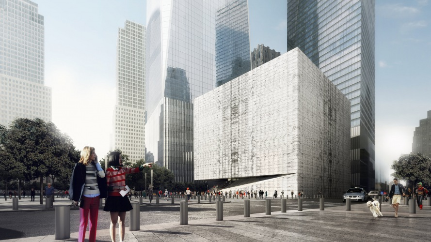 15 Works of REX Architecture Every Architect must know about - Ronald O. Perelman Performing Arts Center at the World Trade Center (PACWTC), USA