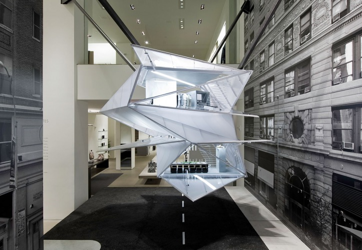 15 Works of REX Architecture Every Architect must know about - Madison Avenue (Doll) House