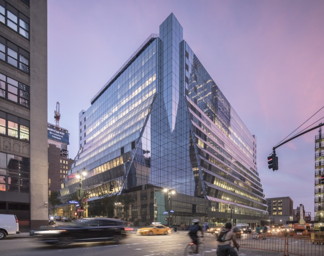 15 Works of REX Architecture Every Architect must know about - The Transformation of Five Manhattan West, New York