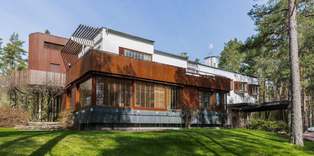 Alvar Alto - Villa Mairea, Finland