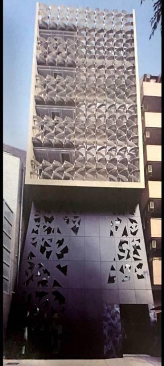 Waseda Building © Shigeru Ohno