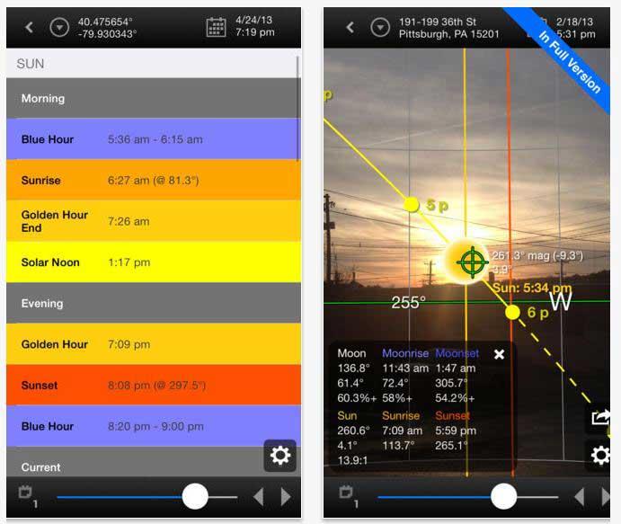 Sun Survey Lite