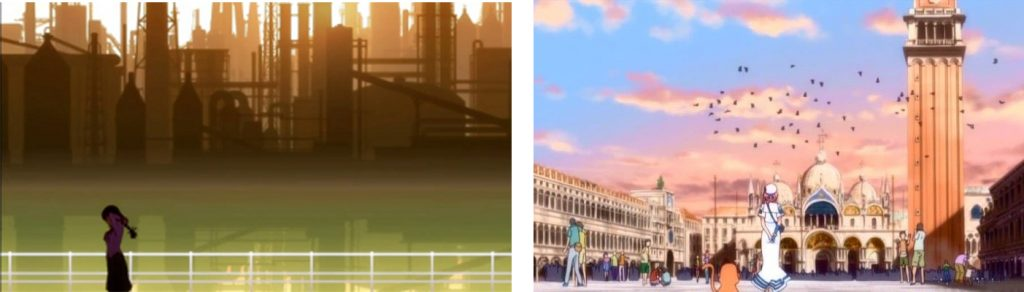 The Use of Architecture in Anime - Sheet5
