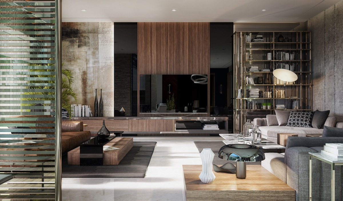 50 Brilliant House Interior Design Projects for your inspiration - Naira Omar