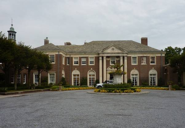 15 MOST BEAUTIFUL GEORGIAN MANSIONS - DuPont-Guest Estate