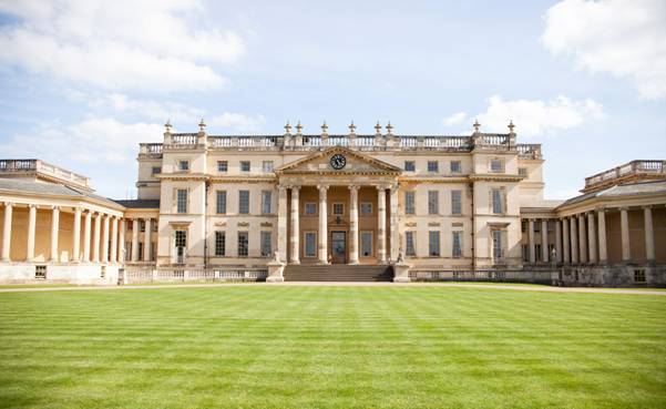 15 Most Beautiful Georgian Mansions - STOWE HOUSE1