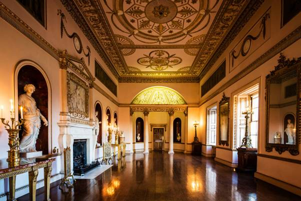 15 Most Beautiful Georgian Mansions - SYON HOUSE2