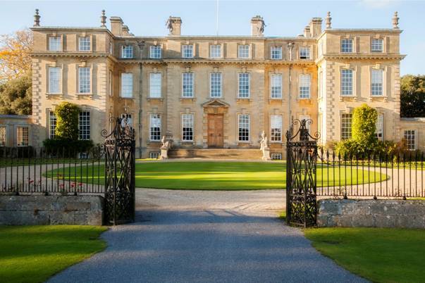 15 Most Beautiful Georgian Mansions - DITCHLEY HOUSE1