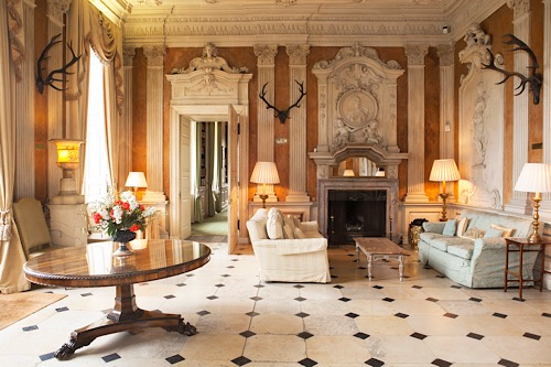 15 Most Beautiful Georgian Mansions - DITCHLEY HOUSE2