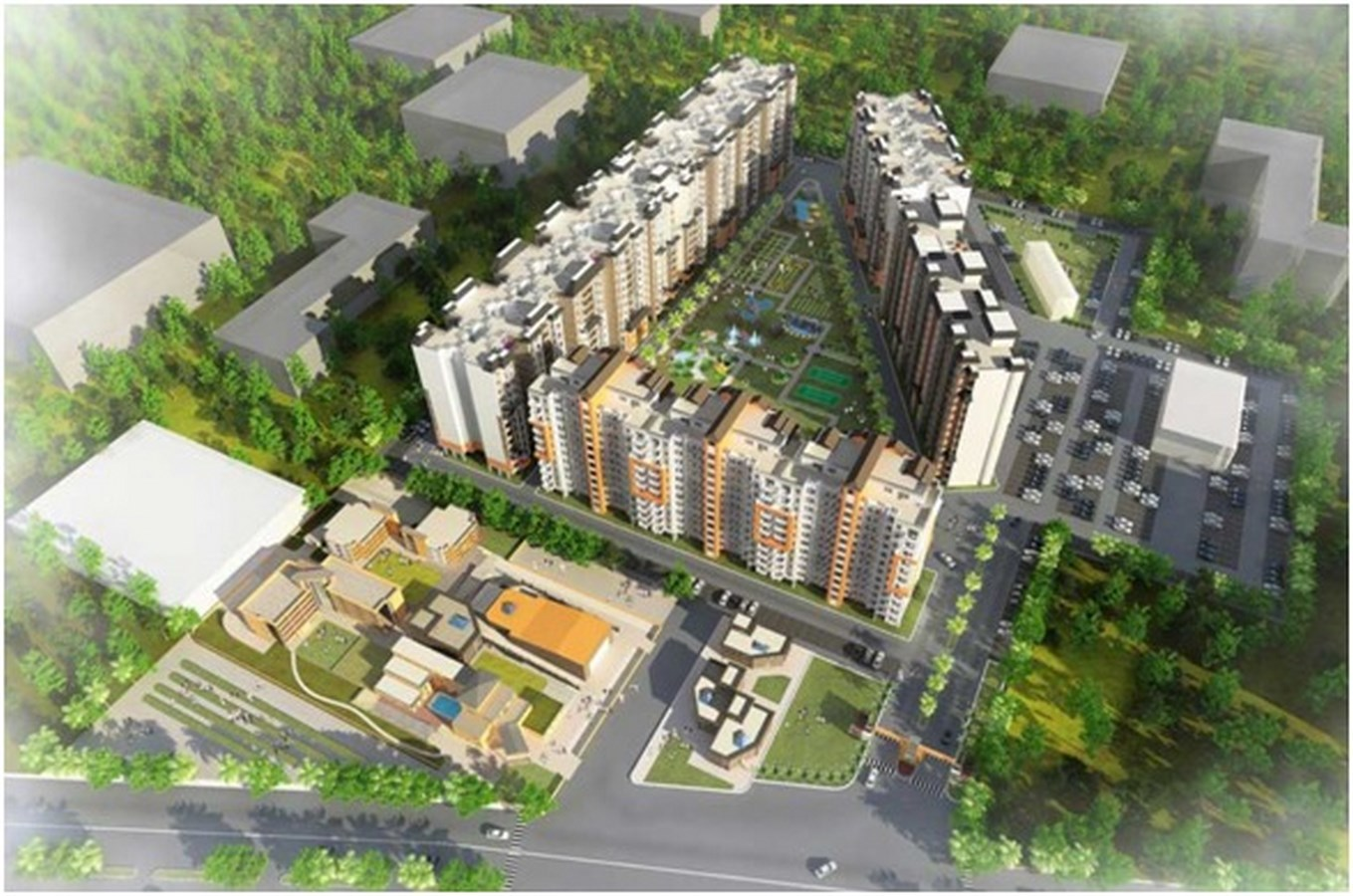 Top Architecture Firms in Gurugram - architects in gurgaon dlf - Anand Bansal and Associates