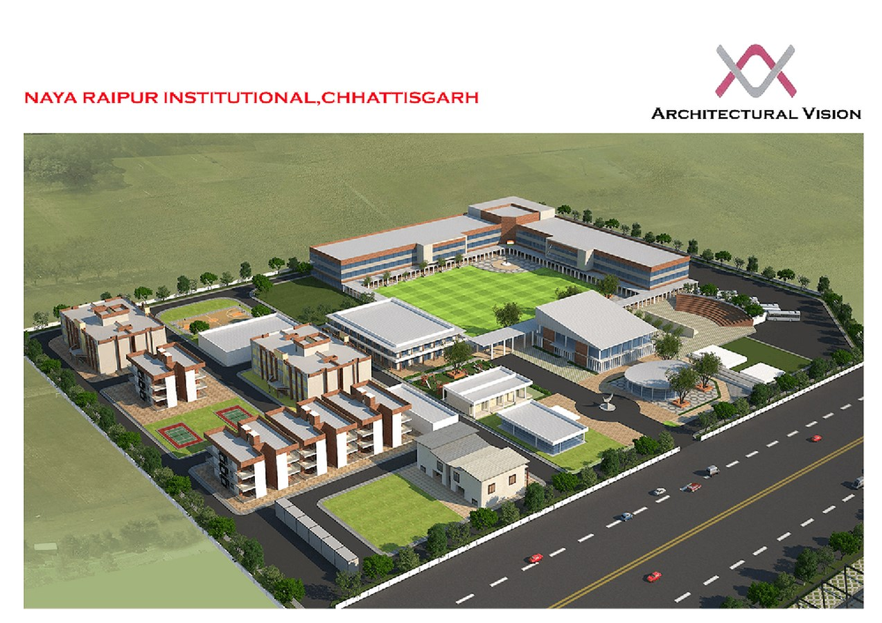 Top 50 Architecture Firms in Gurugram - architect in gurgaon sector 14 - CSPN Architectural Vision