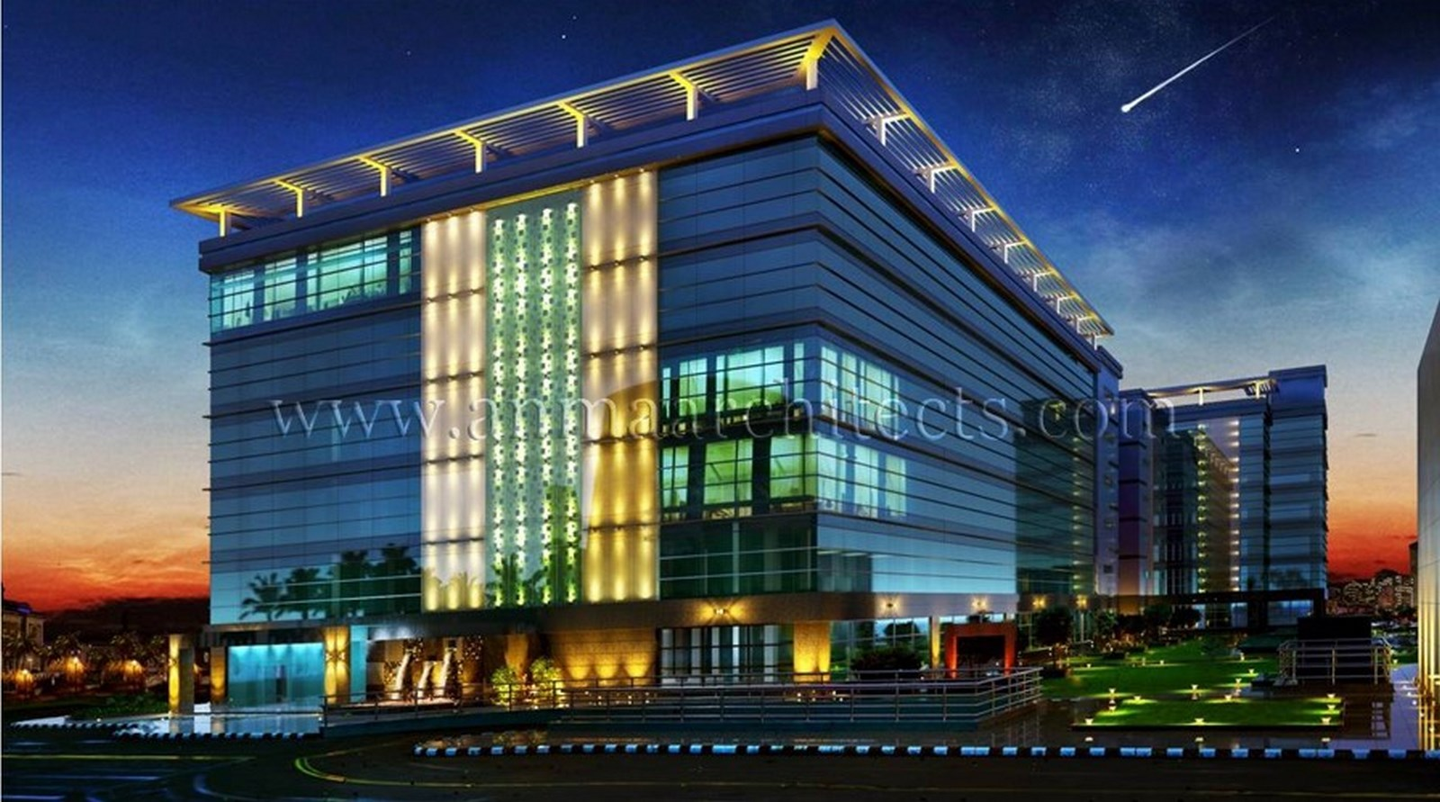 Top Architecture Firms in Gurugram India - architect in gurgaon sector 14 - Anma Architects