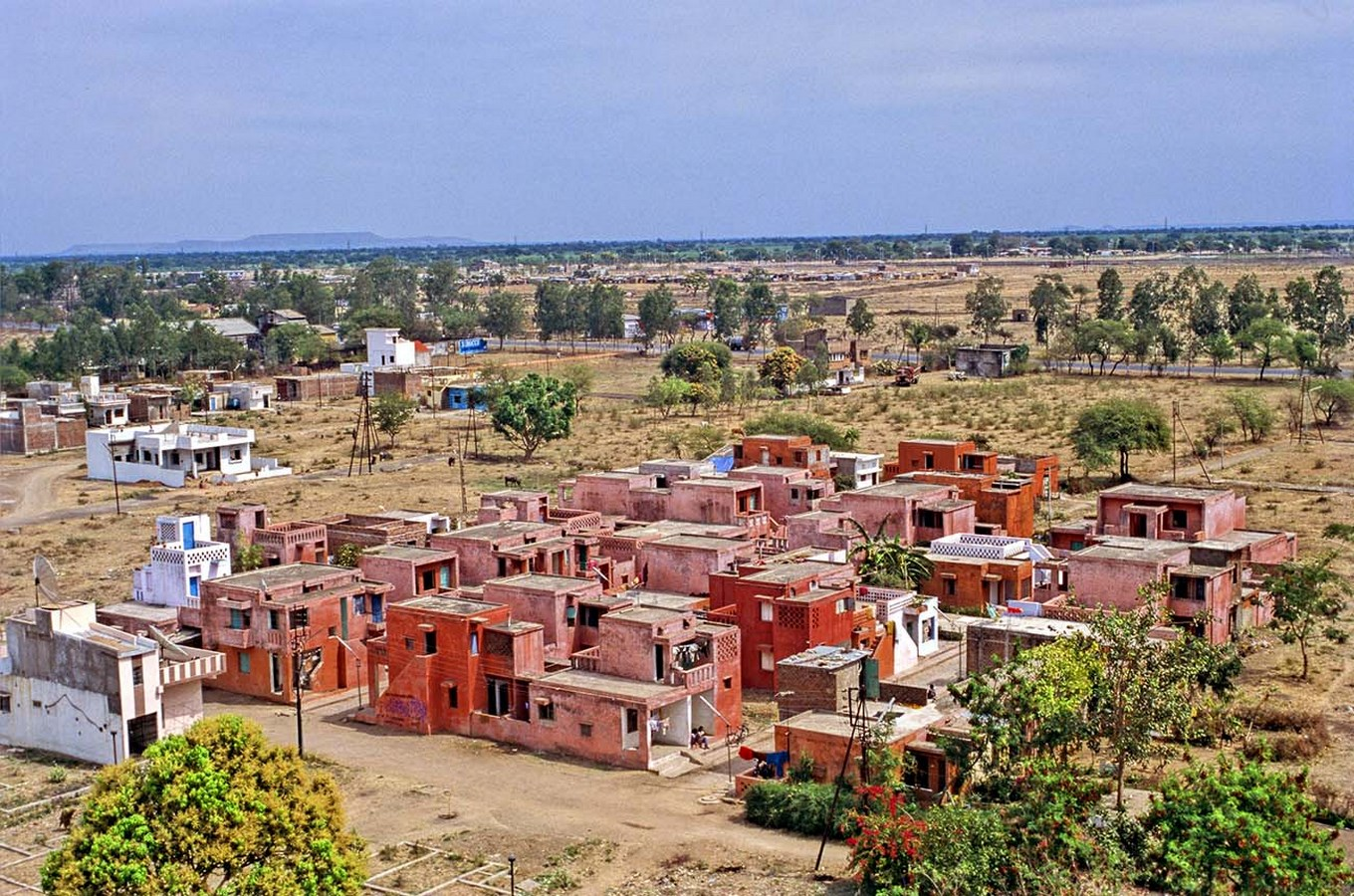 15 Works of B. V. Doshi Every Architect should visit - Aranya Low Cost Housing, India