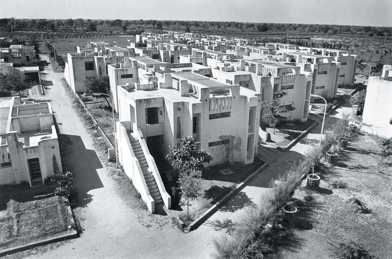 15 Works of B. V. Doshi Every Architect should visit - Indian Farmers Fertilizer Cooperative Limited, India