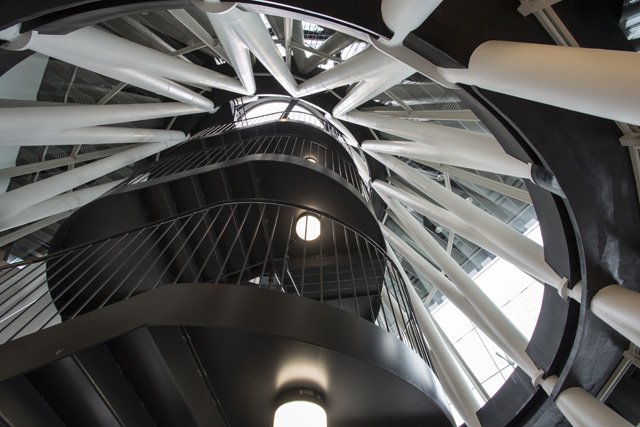 Top Architecture Firms on choosing the structural system for their projects - Toyo Ito2