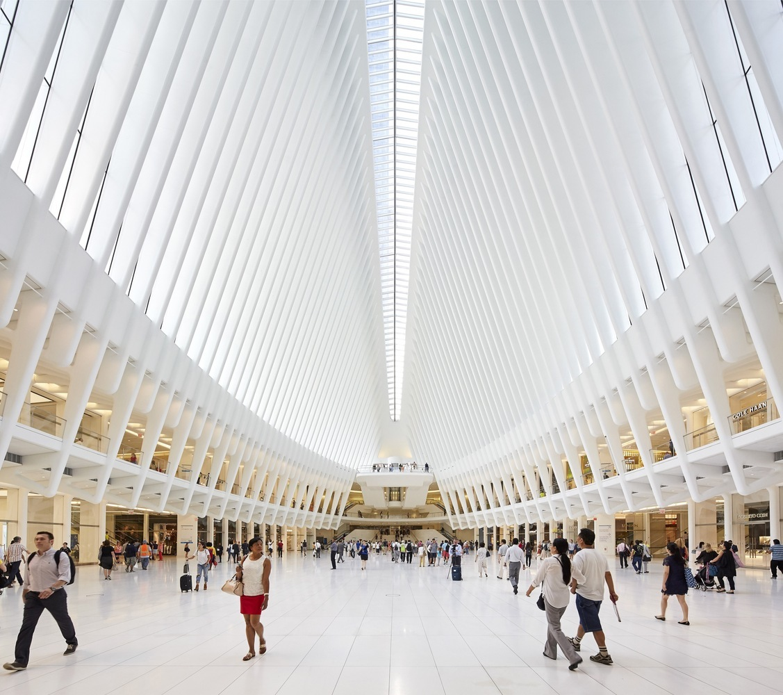Top Architecture Firms on choosing the structural system for their projects - Santiago Calatrava