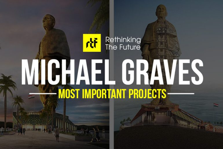 15 Most Important Projects by Michael Graves