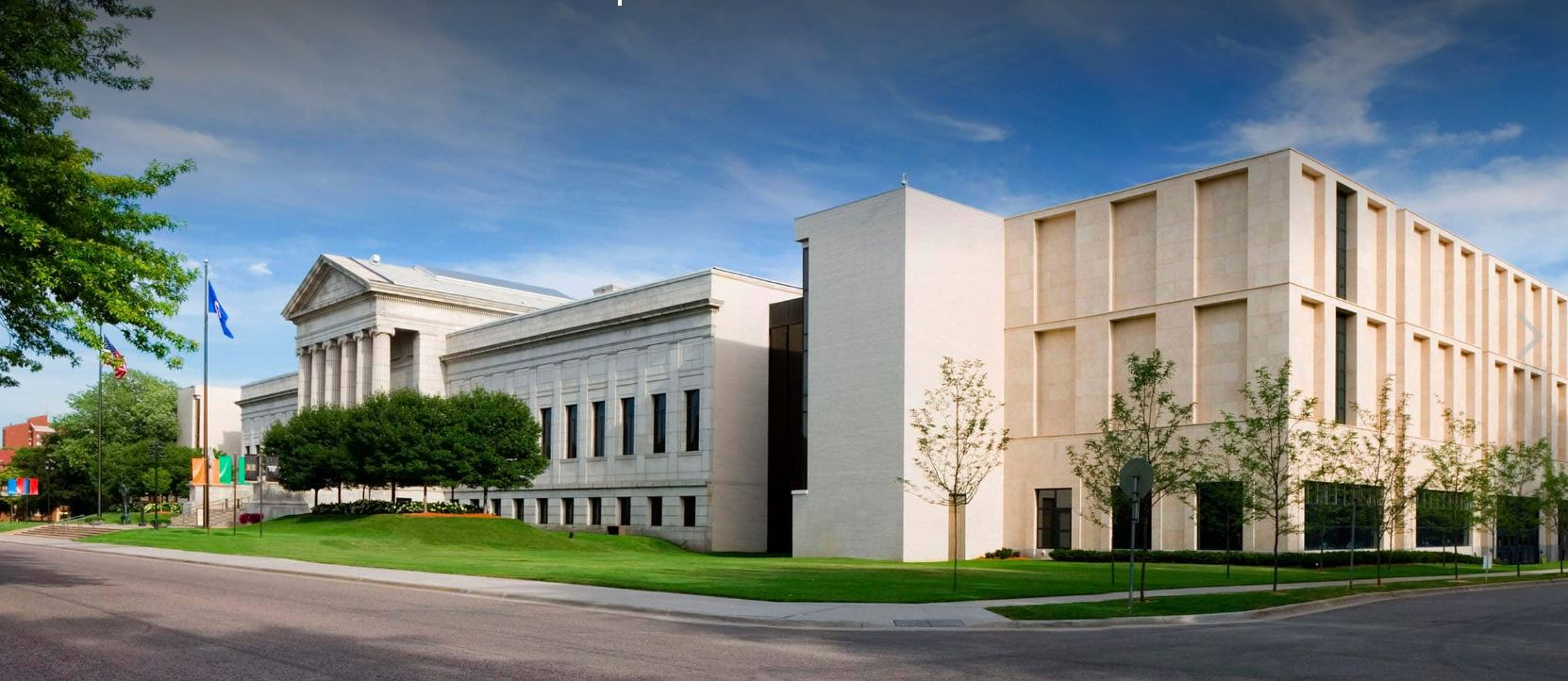 15 Most Important Projects by Michael Graves - Minneapolis Institute of Art (Mia), USA