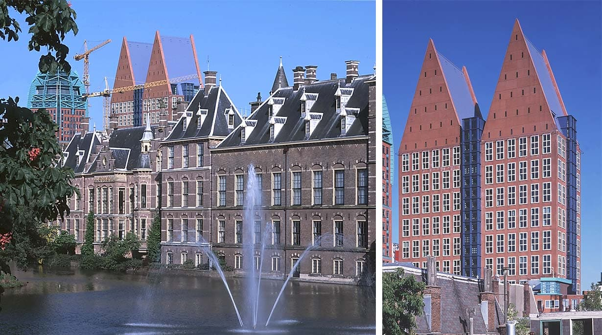 15 Most Important Projects by Michael Graves - Castalia, Netherlands