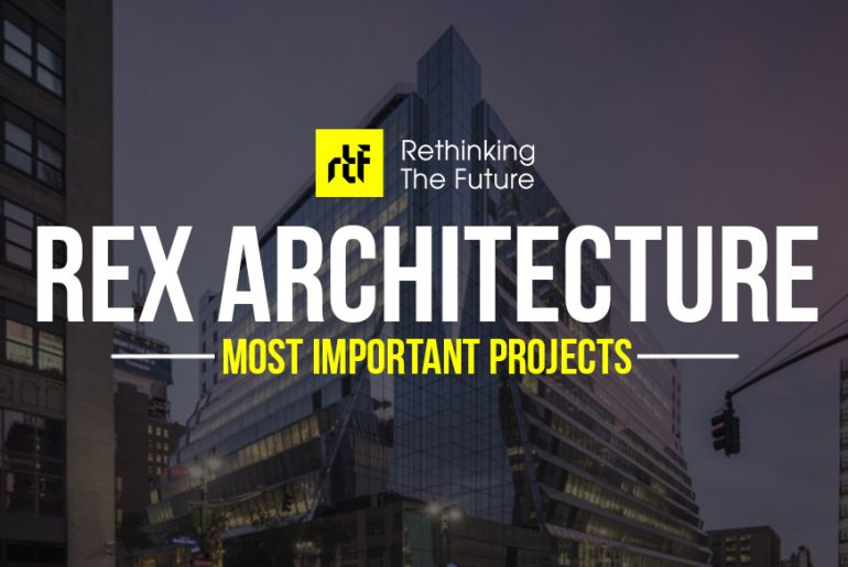 15 Works of REX Architecture Every Architect must know about