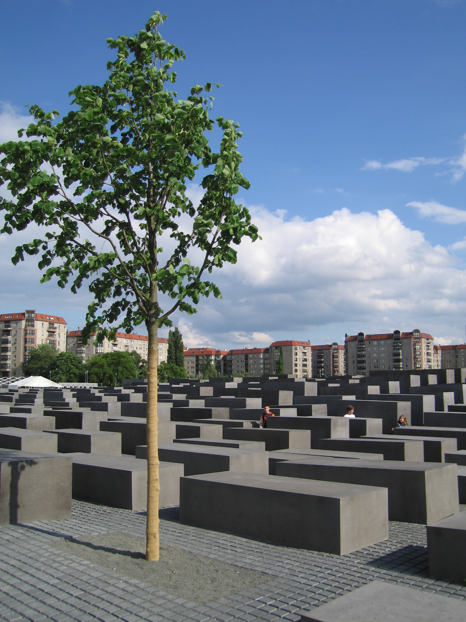 15 Works of Peter Eisenman Every Architect should visit - Memorial to the Murdered Jews of Europe, Germany
