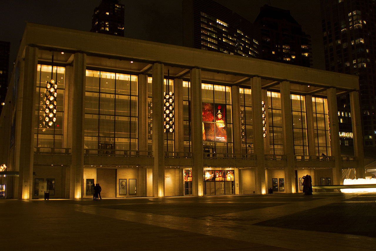 15 Works of Philip Johnson Every Architect should visit - David H. Koch Theater, US